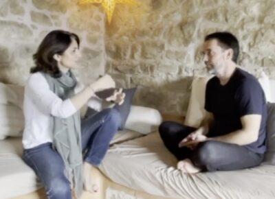 Conversación con la Dra. María Perez